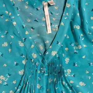 Lauren Conrad pleated blouse